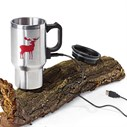 Mug garde au chaud Au bord du lac