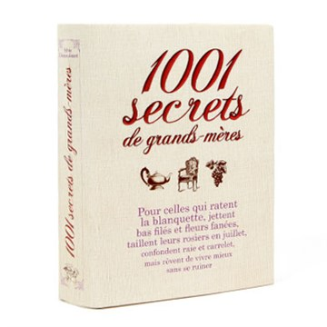 1 001 secrets de grands-mères