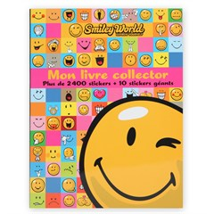 Smiley World Mon livre collector