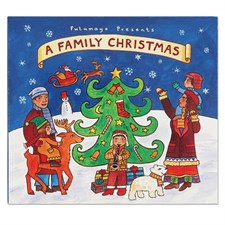 CD A family Christmas