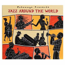CD Jazz around the world