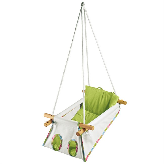 Z bul hamac en coton bio nature d couvertes - Chaise hamac nature et decouverte ...