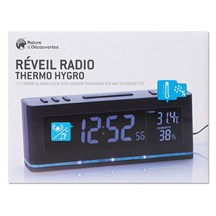 r veil radio thermo hygro nature d couvertes. Black Bedroom Furniture Sets. Home Design Ideas
