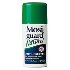 Mosiguard, lotion anti-insectes