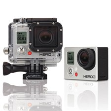 Camera GO PRO HD3 Silver Edition