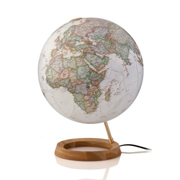 Globe antique National Geographic