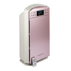Purificateur d'air lux air rose 2014