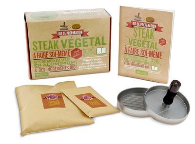 Steak vegetal