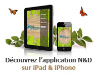 Dcouvrez l'application Nature et Dcouvertes sur Iphone