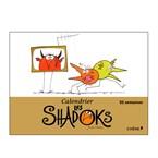 Calendrier Les Shadoks
