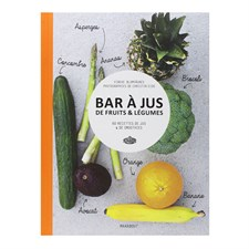 Bar à jus de fruits et légumes