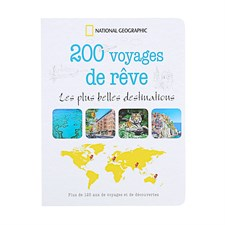 200 voyages de rêve