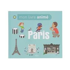 Mon livre animé Paris