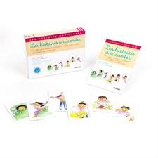 Les histoires à raconter Montessori