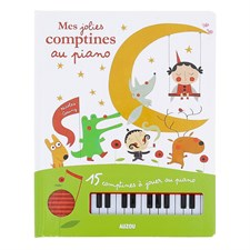Mes jolies comptines au piano