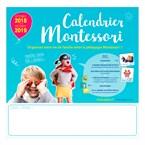 Calendrier Montessori 2018-2019