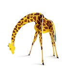 Carte Pop Out girafe