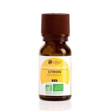 Huile essentielle bio* de citron 15ml