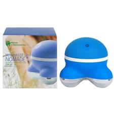 Mini masseur nomade bleu