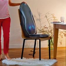 Siège massage Shiatsu avec Technogel