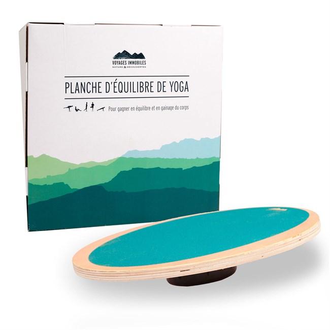 Planche d'équilibre de Yoga