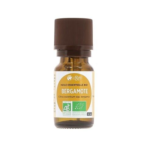 Huile essentielle bio* de bergamote