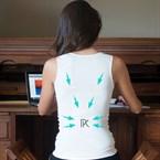 T-Shirt Percko femme