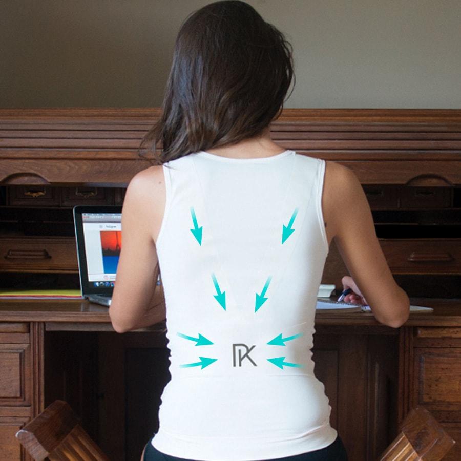 T-Shirt Percko femme Blanc - Taille 1 | Nature & Découvertes