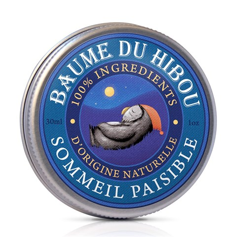 Baume sommeil paisible
