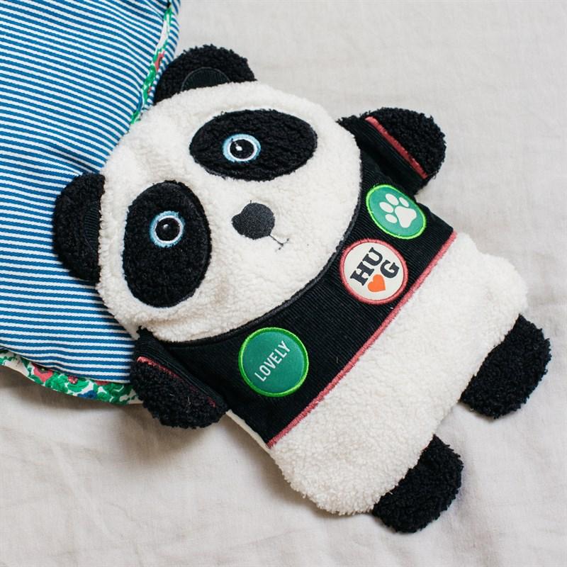 Coussin Panda amp; Nature Découvertes Chauffant 0rq5T0