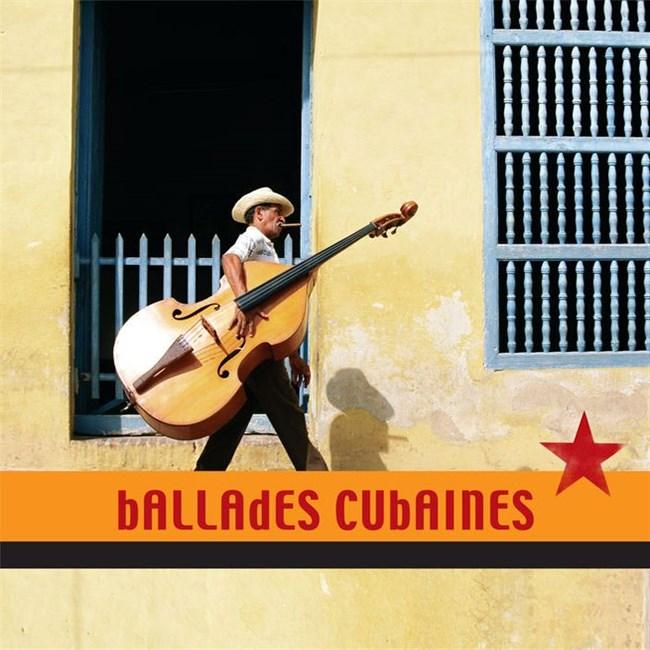 CD Ballades Cubaines