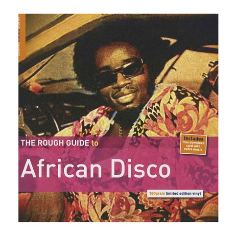 The Rough Guide to African Disco