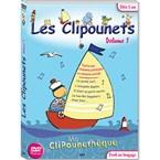 DVD Clipounets 1