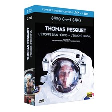 Coffret DVD Thomas Pesquet