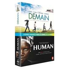Coffret Demain + Human