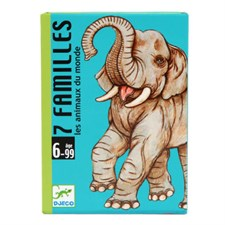 Jeux des 7 familles animaux