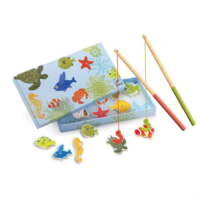 Pêche à la ligne tropicale