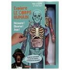 Coffret explore le corps humain