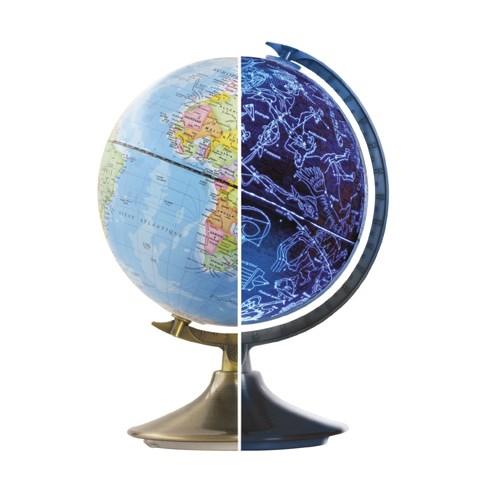 Globe jour et nuit | Nature & Découvertes