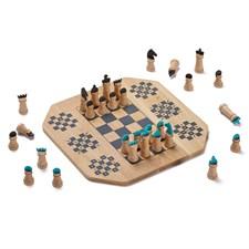 Jeu d'échecs 2 en 1