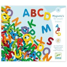 Lettres magnétiques