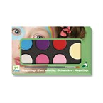 Palette maquillage 6 couleurs Sweet