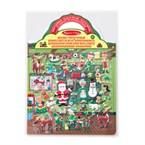 Stickers de Noël repositionnables