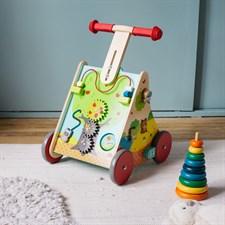 Chariot de marche multi-activités