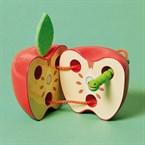 Pomme à lacer