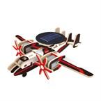 Maquette d'avion solaire