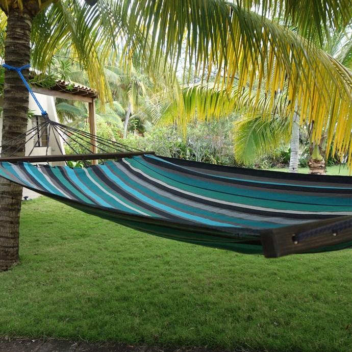 hamac double eleganza nature d couvertes. Black Bedroom Furniture Sets. Home Design Ideas