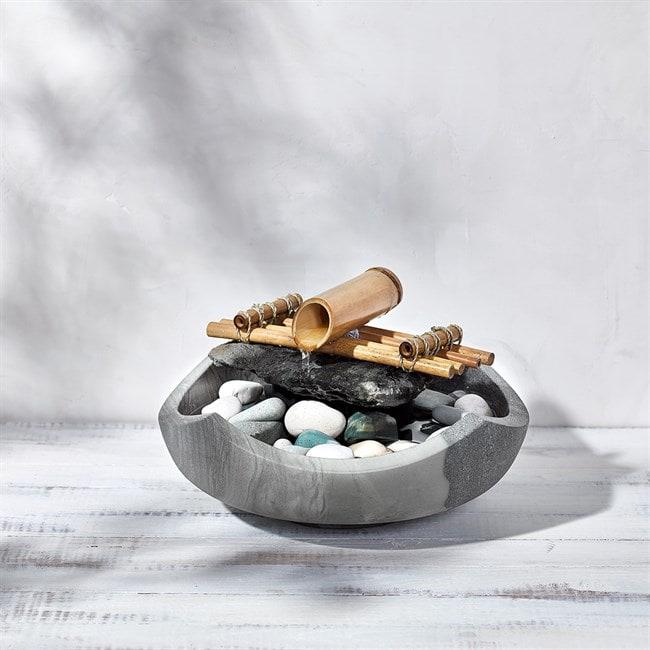 Fontaine bali en pierre nature découvertes