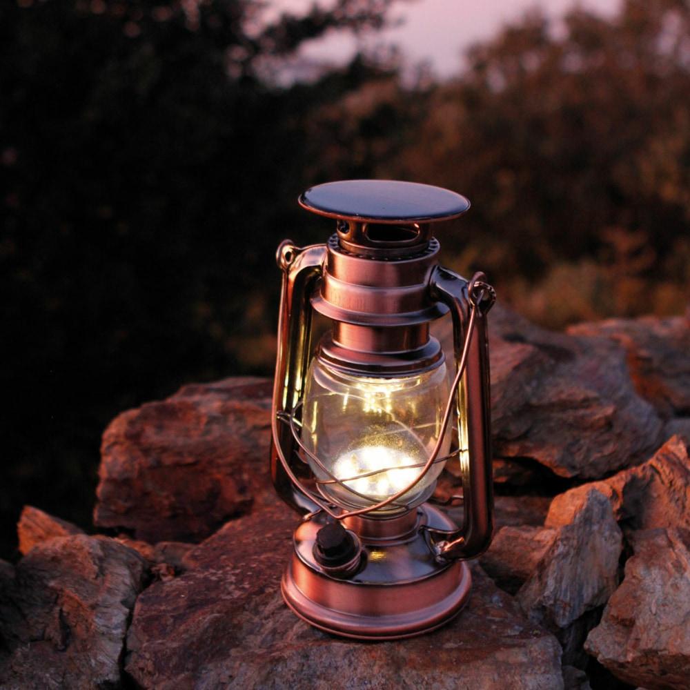 Lampe Exterieur Pour Tonnelle lampe tempête solaire/usb