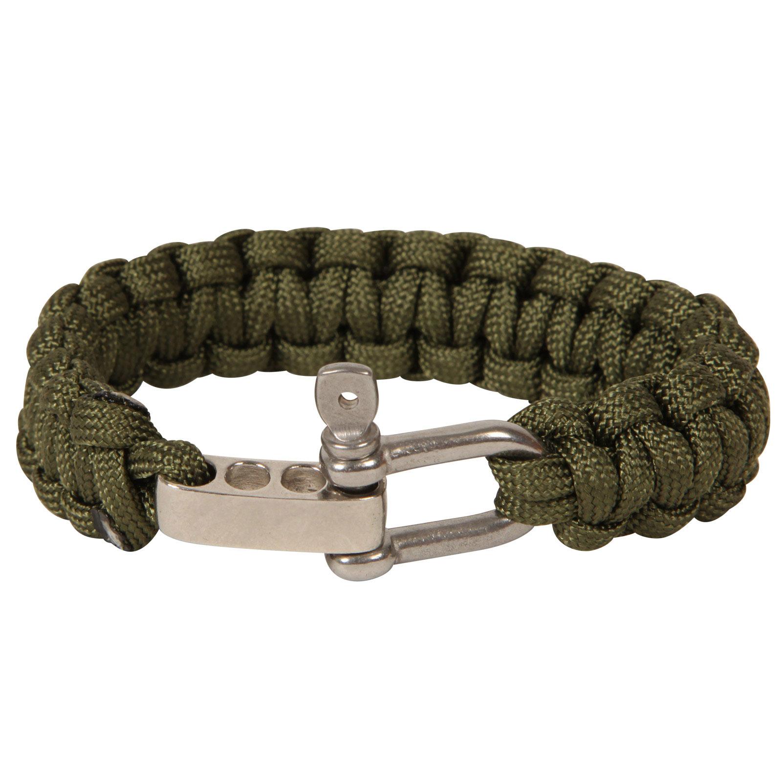 De Survie Survie Kaki De Bracelet Bracelet VSjzGqUMpL